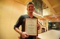 Mark Hipworth gains legend status