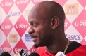 Asafa Powell media call