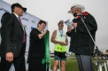 Woolworths Stawell Gift final won by Murray Goodwin.