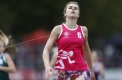 Lorraine Donnan Women's Handicap- 400m.  Heat 6. Ali Trewartha.