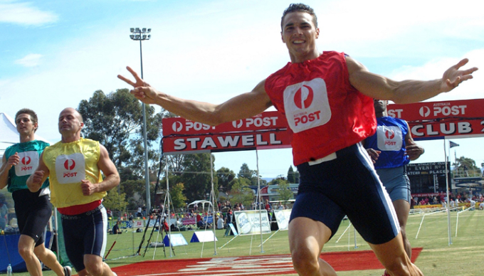 Historical results stawell gift 2005 josh ross negle Image collections