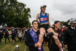 Australia Post Women's Gift won by Grace O'Dwyer.