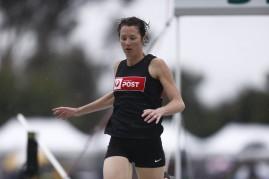 Australia Post Strickland Family Women's Gift. Semi finals.  Anna Pasquali